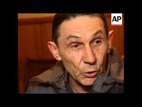 UKRAINE: ZHITOMIR: LIFE IN PRISON IS BETTER THAN FREEDOM