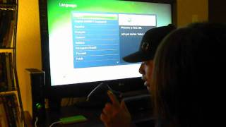 TorchModz - Unboxing and Setting Up the New Xbox 360 Slim 2010 Holiday Bundle