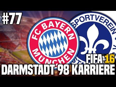 FIFA 16 KARRIEREMODUS #77 - FC BAYERN MÜNCHEN! | FIFA 16 KARRIERE SV DARMSTADT 98 [S2EP35]