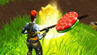 FORTNITE Treasure Map Found in Salty Springs | Fortnite Week 3 Battle Pass challenge GUIDE