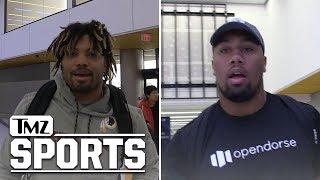 Johnny Manziel Support From NFL Rookie Stars 'That's My Big Bro'   TMZ Sports