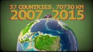 Land Rover Adventures 2007 - 2015