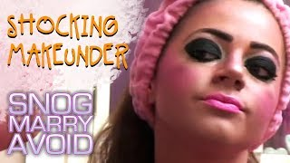 Shocker to Stunner Makeunder | Snog Marry Avoid