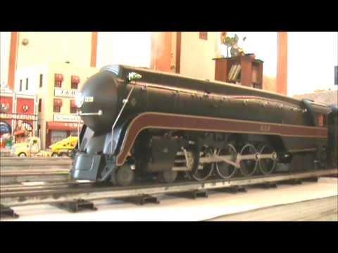 Lionel Legacy Norfolk & Western J Class
