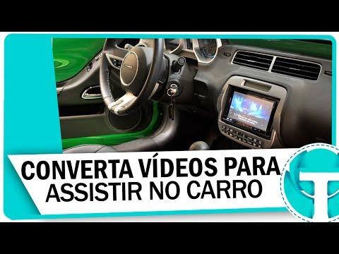 Como converter Vídeos para assistir no DVD Automotivo