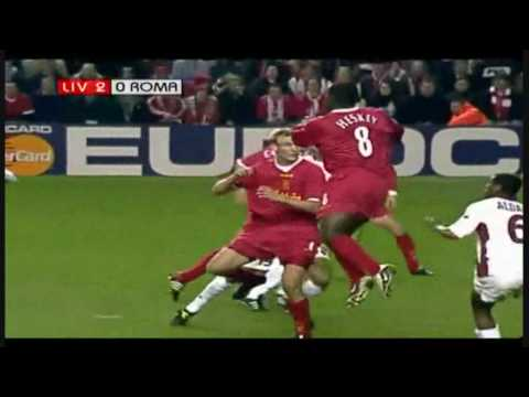 Liverpool 2-0 Roma