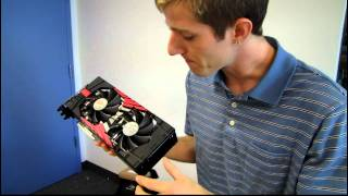 ASUS MARS 2 Dual GTX 580 Graphics Card Unboxing Mars 2 Unboxing & First Look Linus Tech Tips