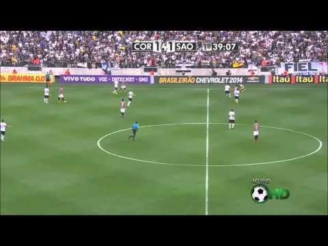 Paulo Henrique Ganso Vs Corinthians A 2014