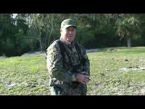 Turkey Hunting Tips with Steve Waters Video