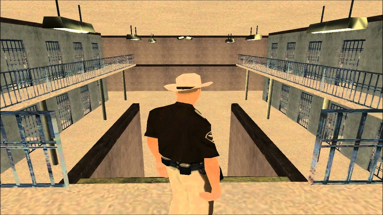 10 Map Prison Interior 0 3e Youtube