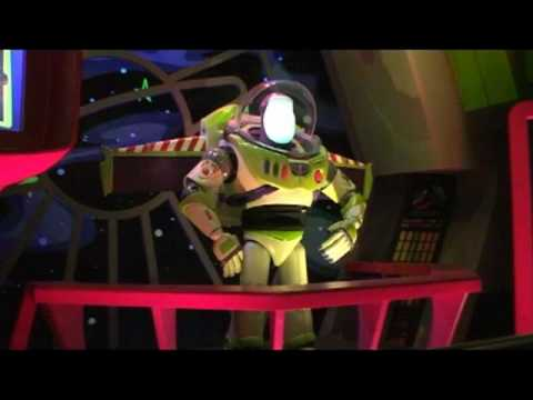 Disney: Buzz Lightyear Ride (HD) Video