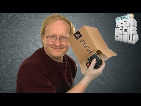 Ben Hecks PS4 Accessibility Controller