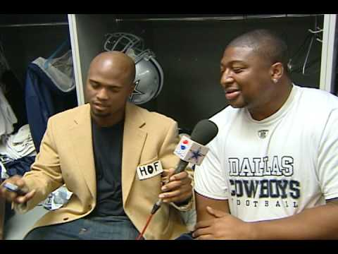 Ro Parrish Goes into the Dallas Cowboys Locker Room a.k.a. 'Ro's Room' every week to talk to the players about his random thoughts, Leaving with plenty of la...