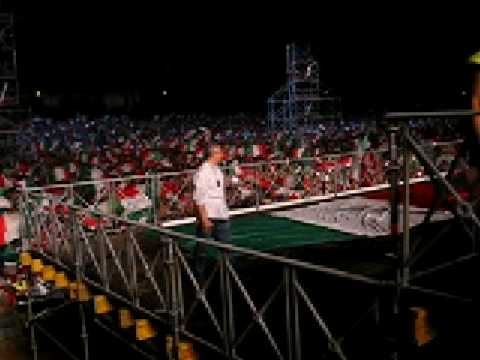 finale mondiali di calcio 2006 - Circo Massimo - Roma 6