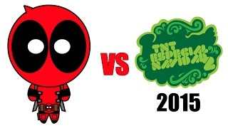 Deadpool vs Expo TNT Christmas Edition 2 (Expo TNT Navideña 2)
