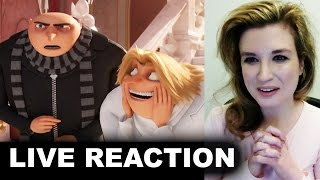 Despicable Me 3 Trailer 2 REACTION
