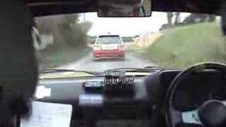 HILARIOUS FUNNY IRISH RALLY IN-CAR 2008