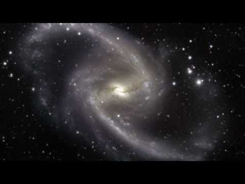 ESO: Zooming Into Spiral Galaxy NGC 1365 [720p]