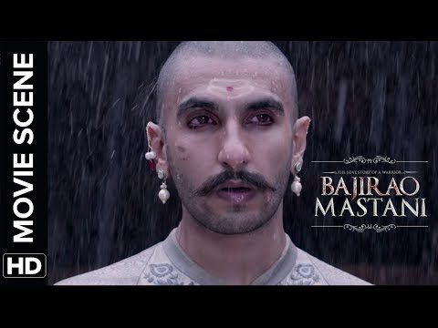 Ranveer Punishes Krishna Bhatt | Bajirao Mastani | Movie Scene