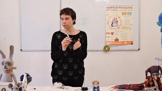 Как сделать каркас для игрушек из шерсти. Секреты мастера сухого валяния Ацикулярис