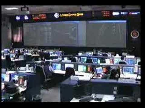 Space Shuttle Columbia Disaster from NASA TV 2nd. edit