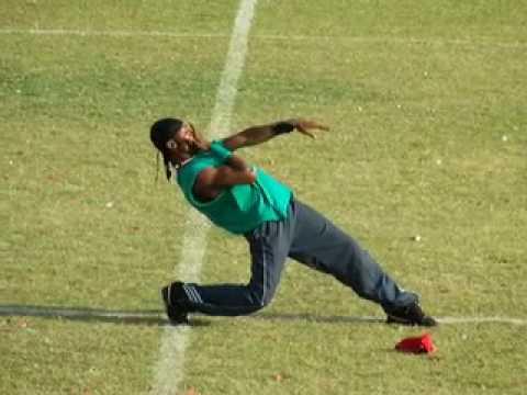 Haitian Kompa Breakdance Popping by Robot Scorpion