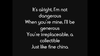 Chris Brown - Fine China Lyrics