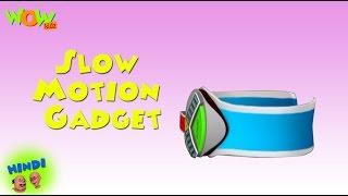 Slow Motion Gadget - Motu Patlu in Hindi WITH ENGLISH, SPANISH & FRENCH SUBTITLES