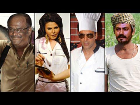 Bollywood Actors Odd Jobs – Akshay Kumar, Rajnikanth, Rakhi Sawant & MORE!