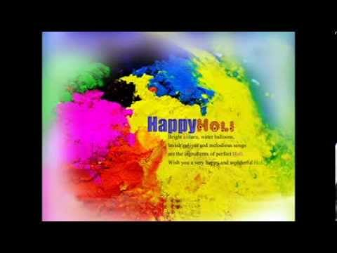 Happy Holi Messages 2014
