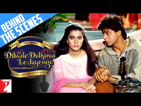 The Making Of The Film -  Part 2 - Dilwale Dulhania Le Jayenge video