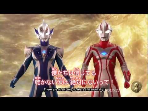 Ultraman Foundation : Ultraman Mebius And Ultraman Hikari video