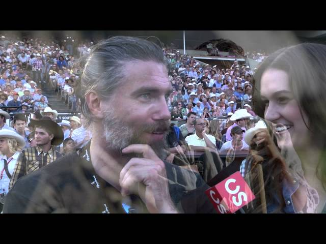 Anson Mount - Calgary Stampede 2014