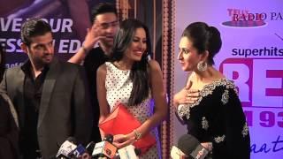 Download Ishita and Raman aka Divyanka and Karan with others at Gold Awards 3Gp Mp4