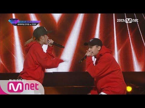 [UNPRETTY RAPSTAR2] Semi Final [This ain't Me – Jeon Ji Yoon(Feat. BTOB Jeong Ilhoon) EP.09 20151106