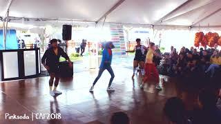[PinkSoda] K-Pop Medley Performance @ CAF2018