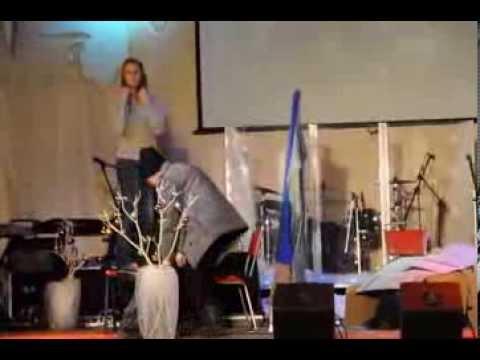 Молодёжная рождественская постановка Церкви Слово Жизни