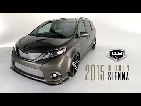The 2014 DUB Edition Toyota Sienna