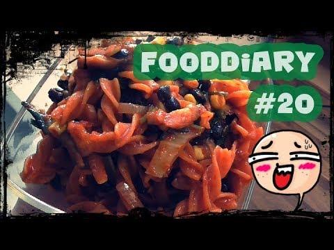 [Abspecken] Food nach der Schwangerschaft #20︱Biokiste︱ Gemüse︱Nicecream