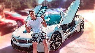 MEU NOVO CARRO (BMW I8) ‹ JonVlogs ›
