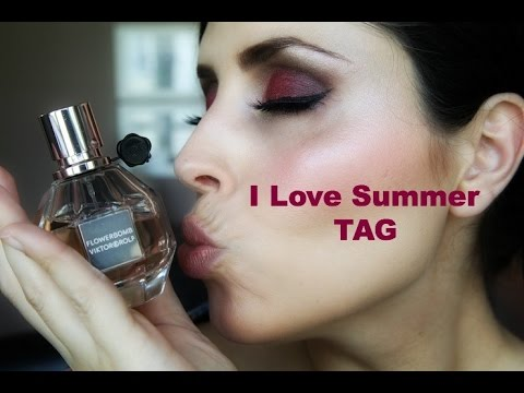 TAG - I LOVE SUMMER!