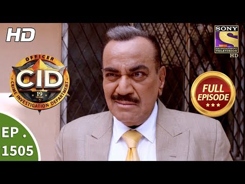 CID - Ep 1505 - Full Episode - 17th March, 2018 thumbnail