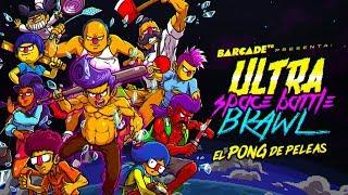 El PONG de peleas: Ultra Space Battle Brawl
