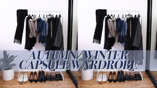 WINTER CAPSULE WARDROBE: Winter Wardrobe Minimal Outfit Ideas with Everlane [AD] | Mademoiselle
