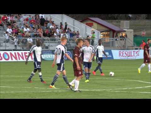 Republic FC vs West Bromwich Albion Highlight Video