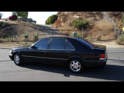 Mint 1996 mercedes benz s500 w140 s600 saloon for sale for 1996 mercedes benz s600