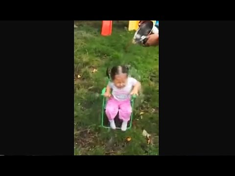 Cute Little Girl WINS the Ice Bucket Challenge - Drops the F-Bomb! | What's Trending Now!