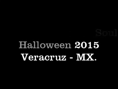 Re Dupre - Sunset Soul Party, Halloween 2015 @Veracruz Mexico