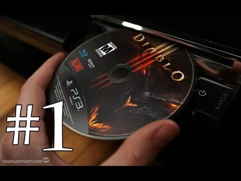 Diablo 3 Walkthrough – Part 1 The Warrior PS3 X360 Commentary