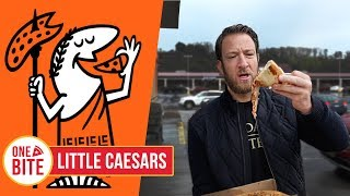 Barstool Pizza Review - Little Caesars (Princeton, WV)